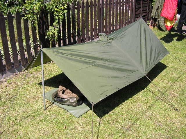 Как сделать палатку непромокаемой своими руками 3